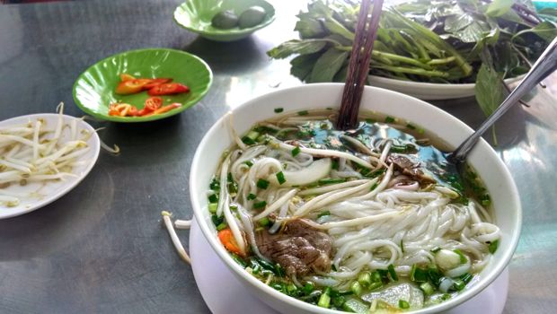 Pho in Ho Chi MInh City