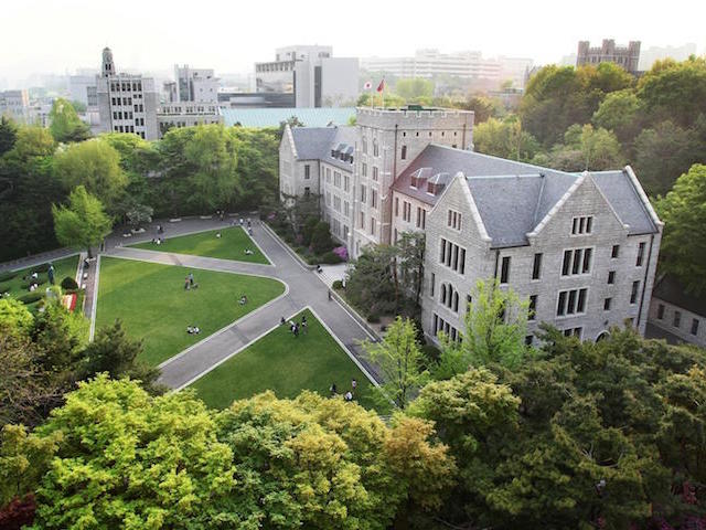Korea University-Featured