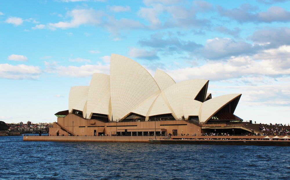 Use public transport such as buses, trains and even ferries to save money when studying abroad in Australia