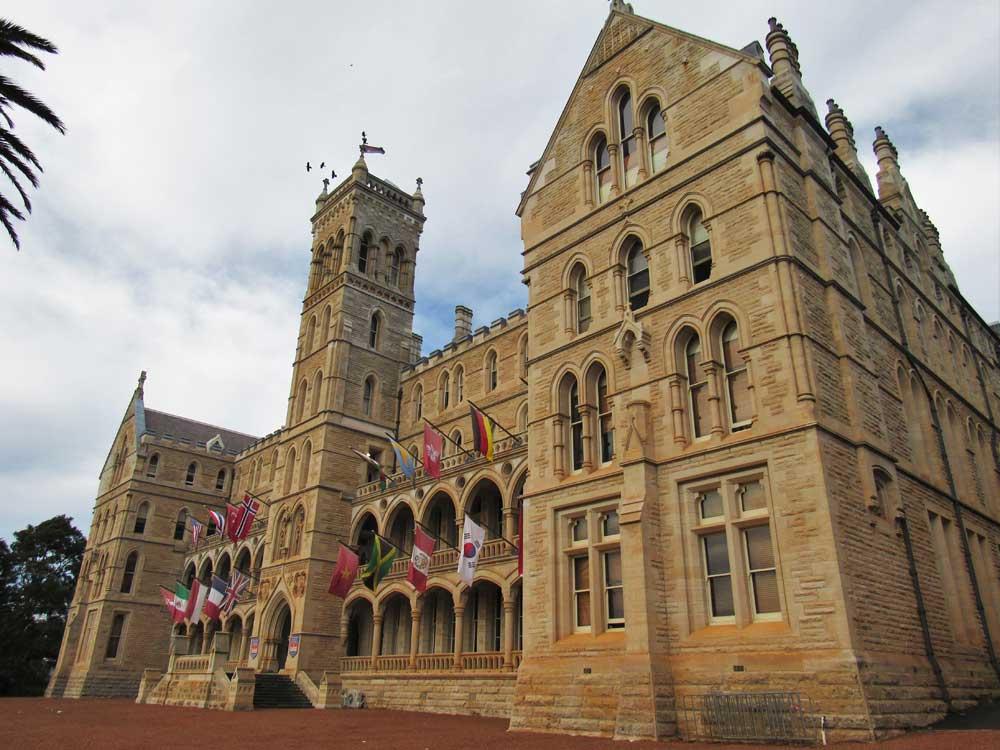 ICMS on campus housing in Sydney