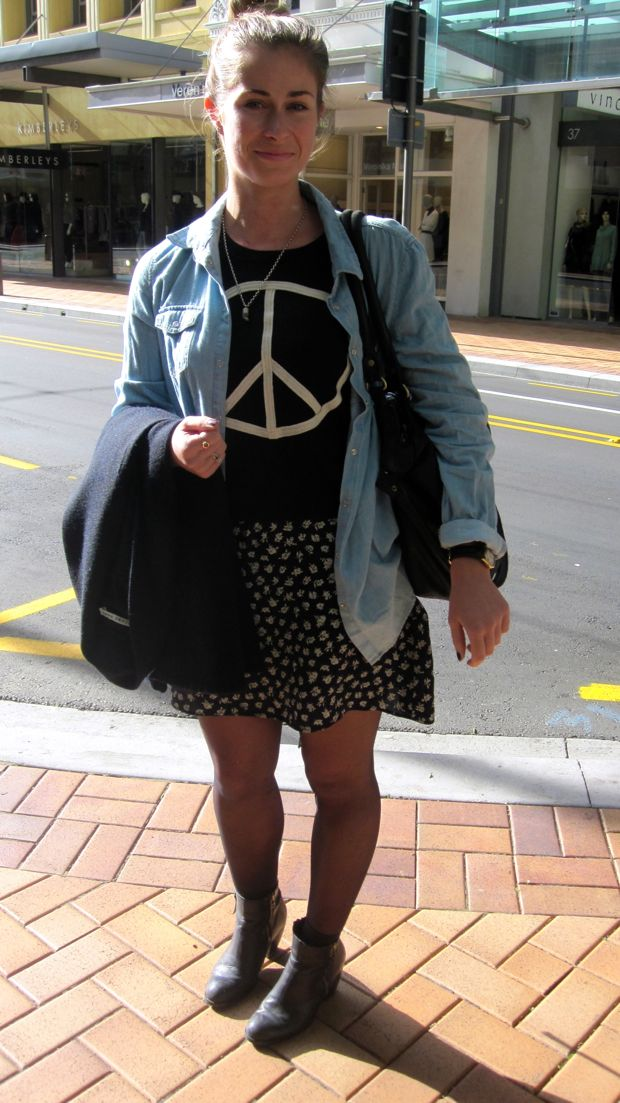 Student dress in NZ