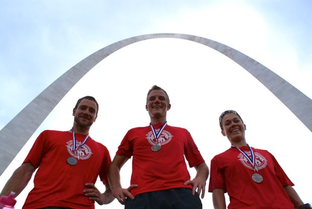 TEAN Fun Run winners - St Louis