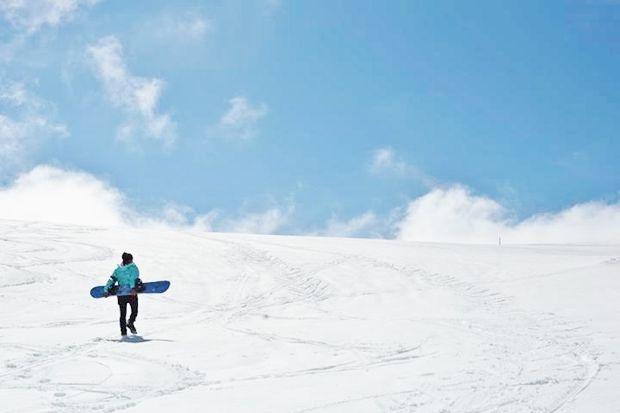 Snowboarding in Australia