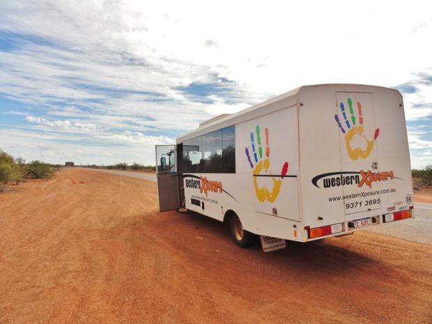 Bus in Australia