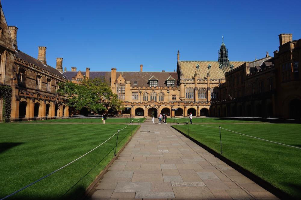 University of Sydney campus