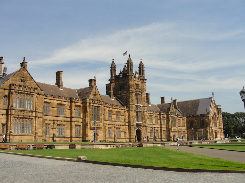University of Sydney campus building