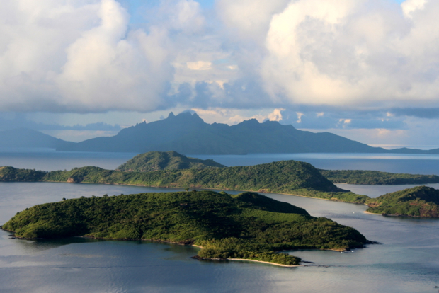 Fiji Naviti Island