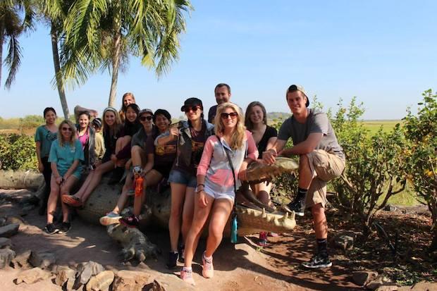 Croc Park Tourism