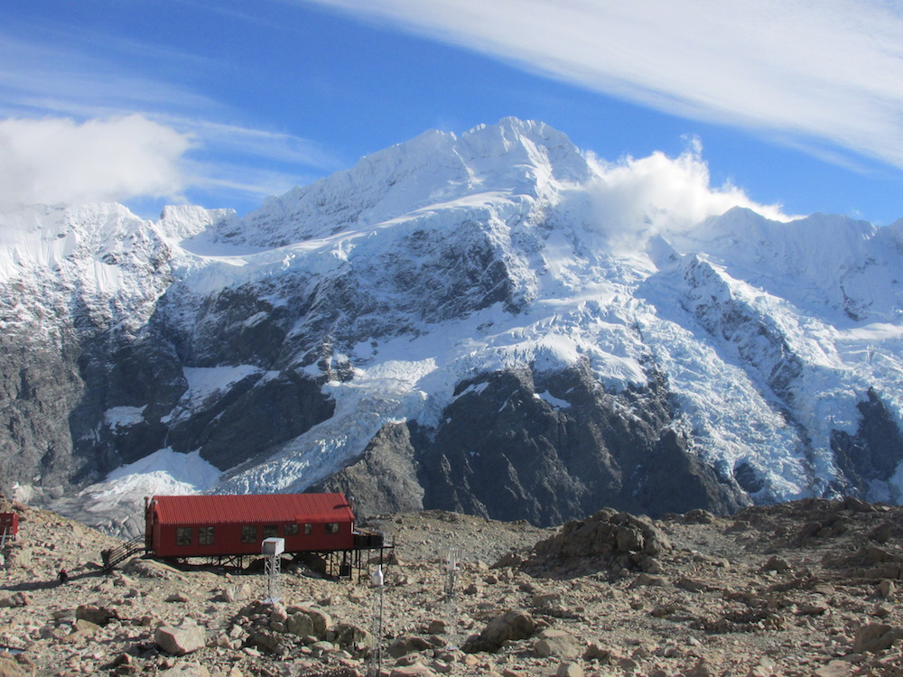 Muller Hut, Mount Cook