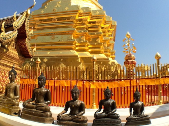 Must See Chiang Mai Temple: Wat Phrathat Doi Suthep