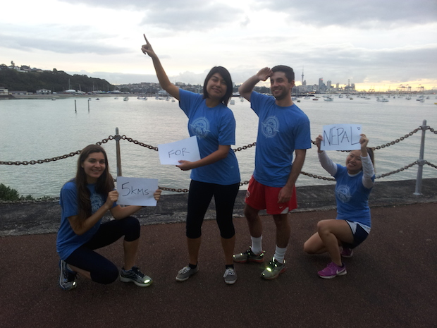 Auckland Fun Run