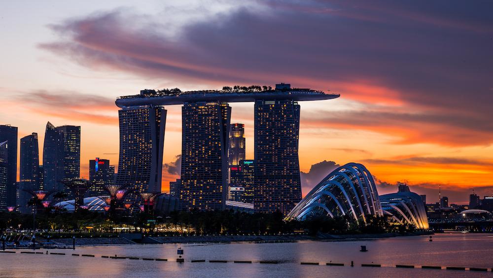 Singapore (cc license, Mac Qin)
