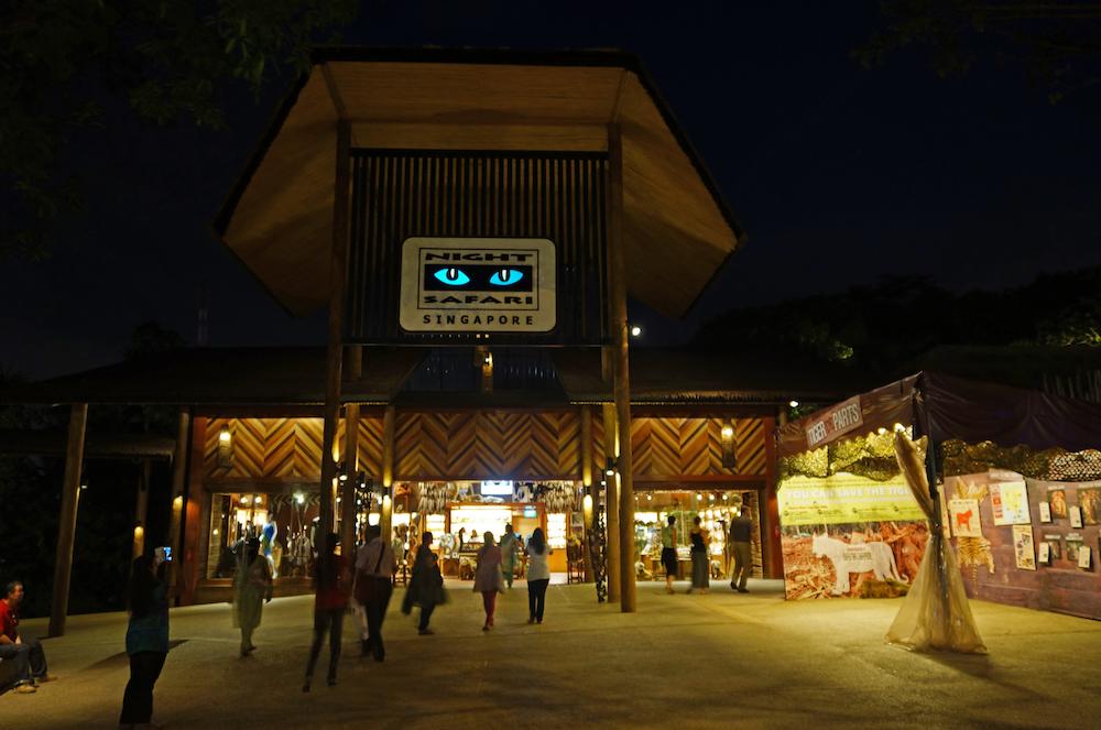 Singapore Night Safari (cc license, arf005)