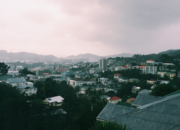 Despite the clouds rolling in, Wellington has plenty to do on rainy days.