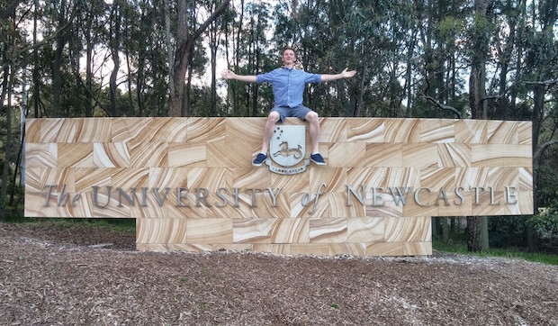 Welcome to the University of Newcastle!