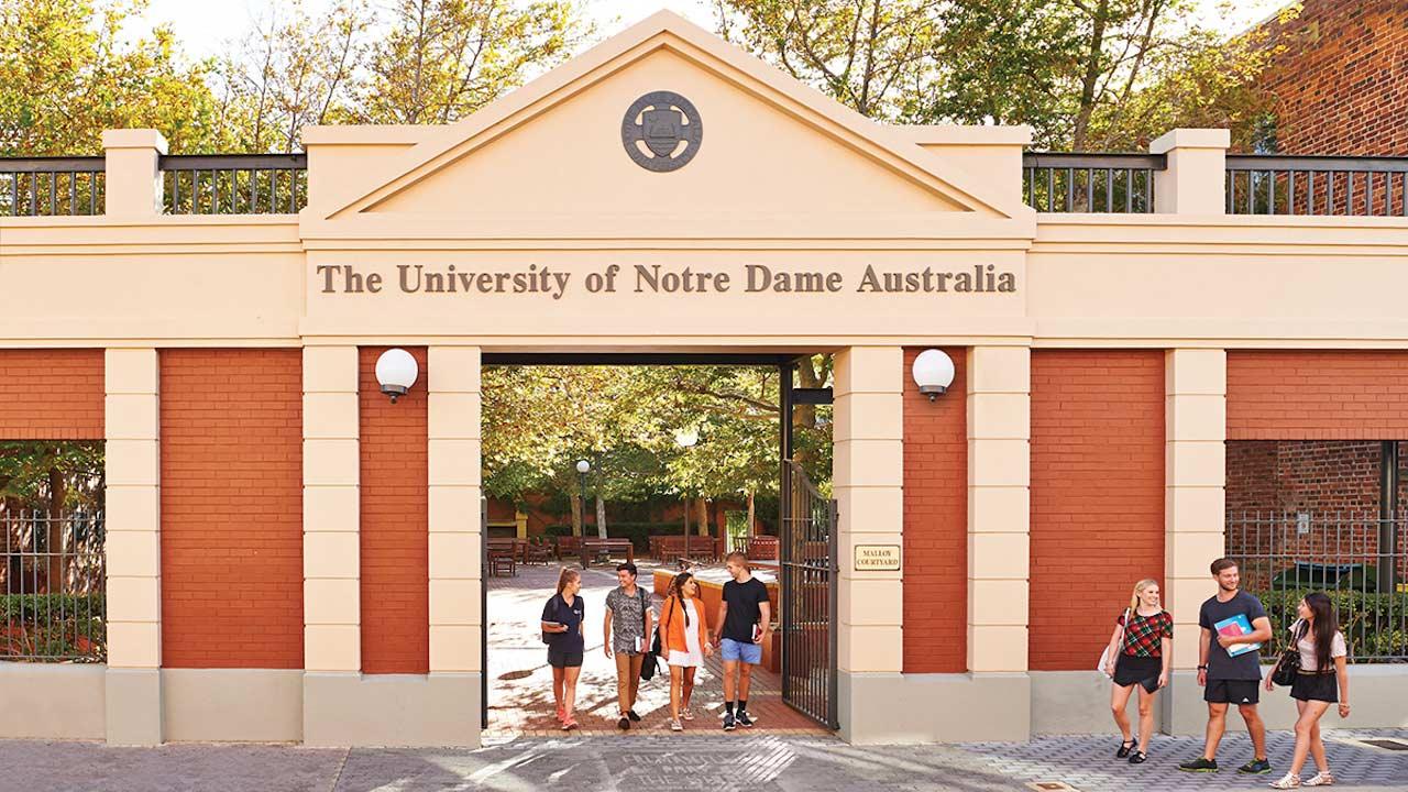 Notre Dame Australia-Media-1
