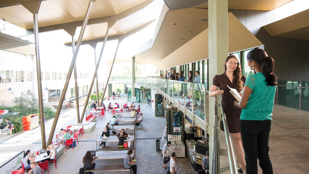 Griffith University Brisbane Tean Study Abroad