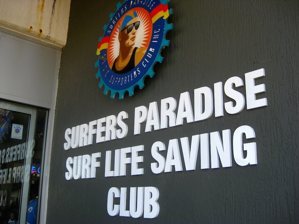 Surfers Paradise Surf Life Saving