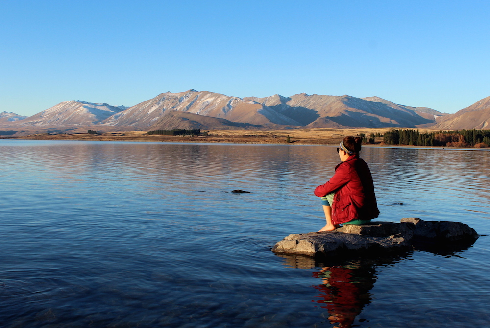 Photo by TEAN Alum Emily Yu, University of Pittsburgh taken at Lake Tekapo