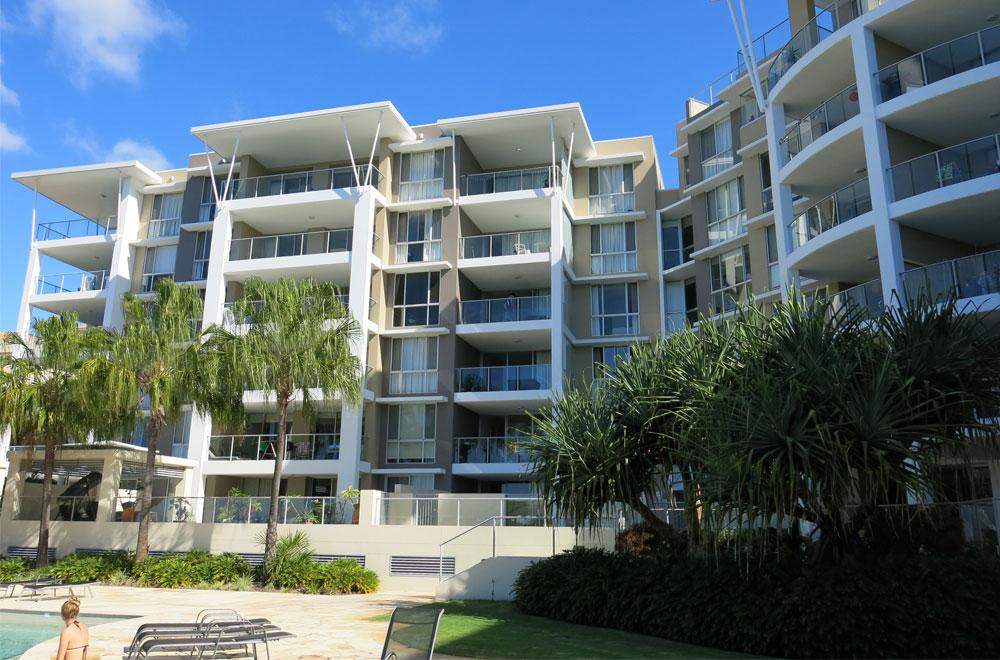 Reserve housing Bond University
