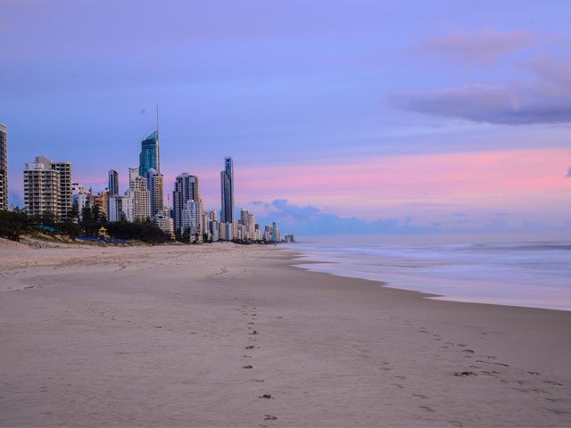 TEAN Gold Coast Broadbeach housing