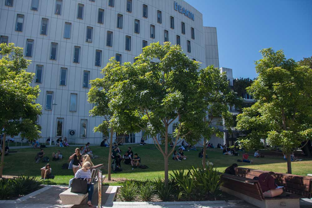 Study abroad tuition discount available for Deakin University, Melbourne campus