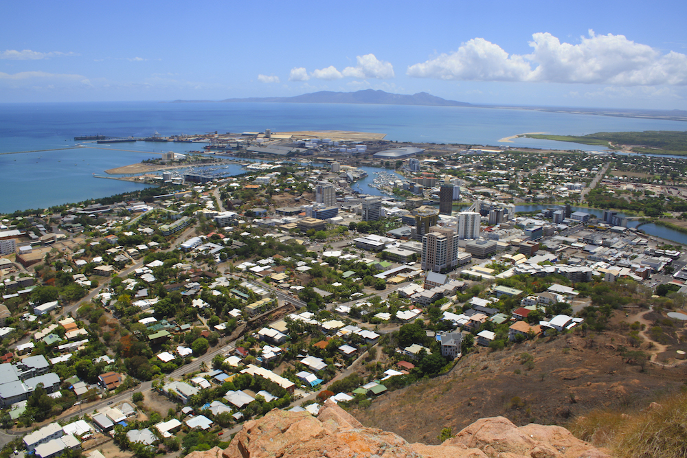 Townsville is a great pick for a more affordable study abroad location in Australia.