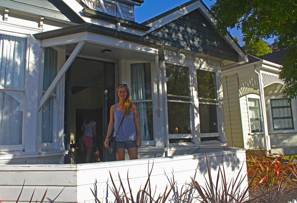 Otago University study abroad housing