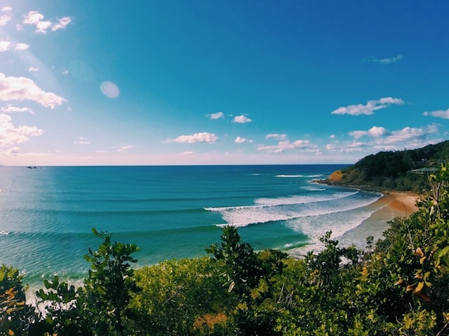 Byron Bay in Australia