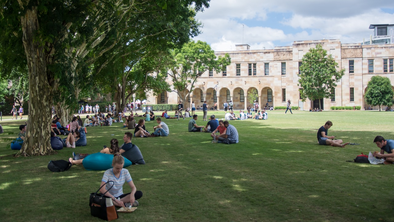 University of Queensland Campus