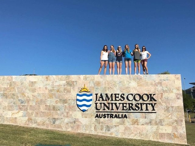 James Cook University campus