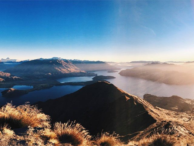 where to study abroad in New Zealand