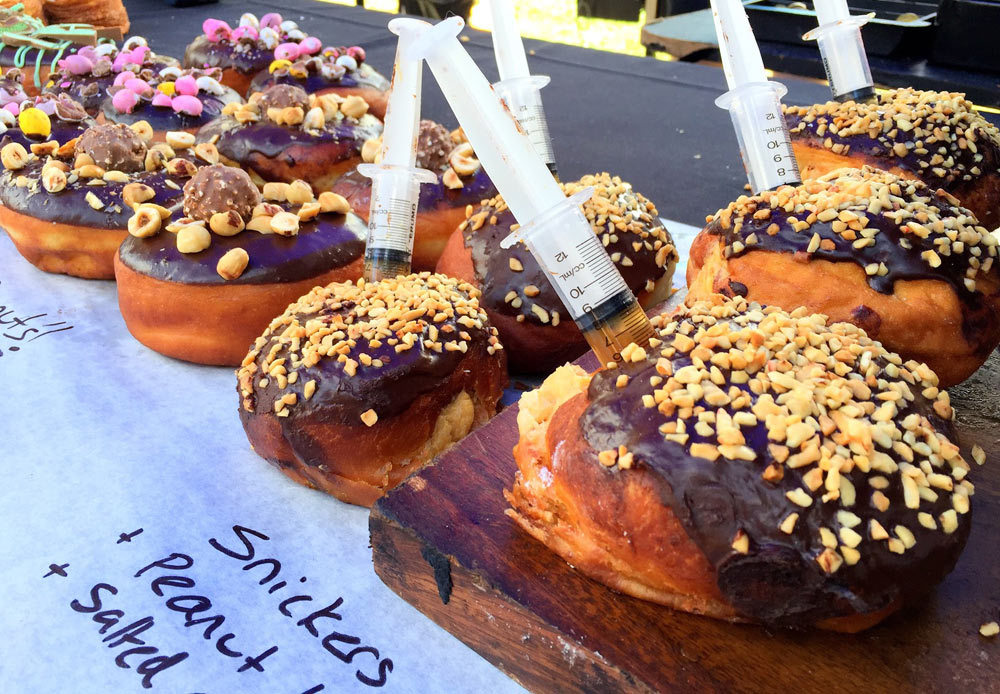 Farmers markets in Auckland