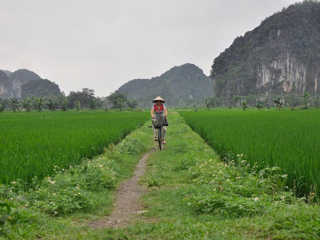 Vietnam travel trips - Tam Coc