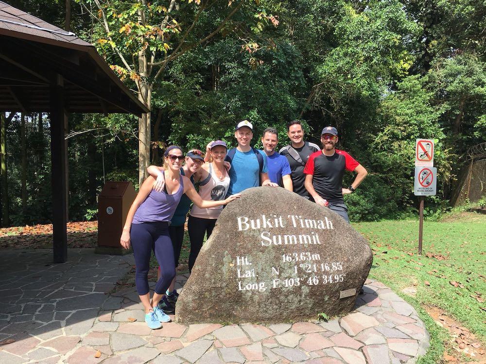 Bukit Timah Nature Preserve