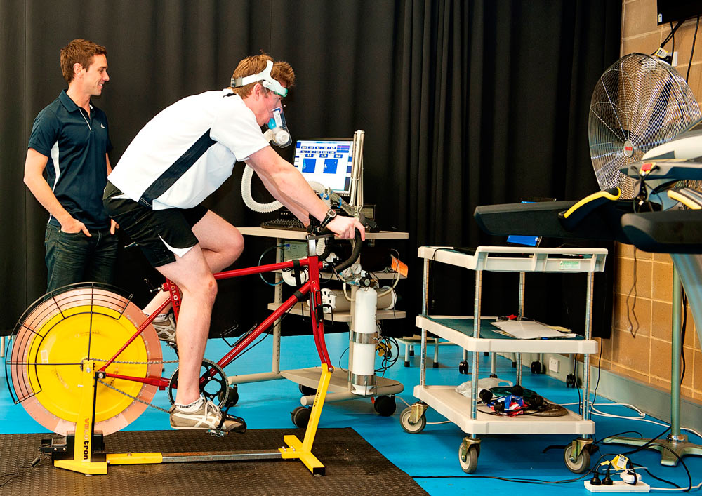 Murdoch University exercise science lab
