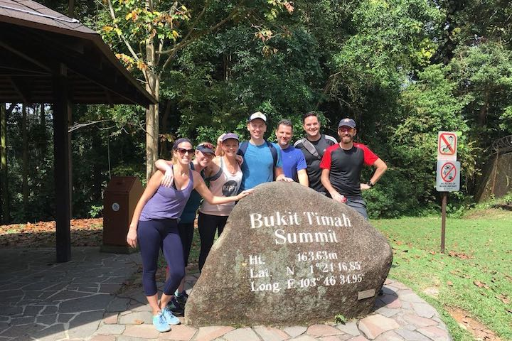 Exploring The Green Spaces Of Singapore Tean