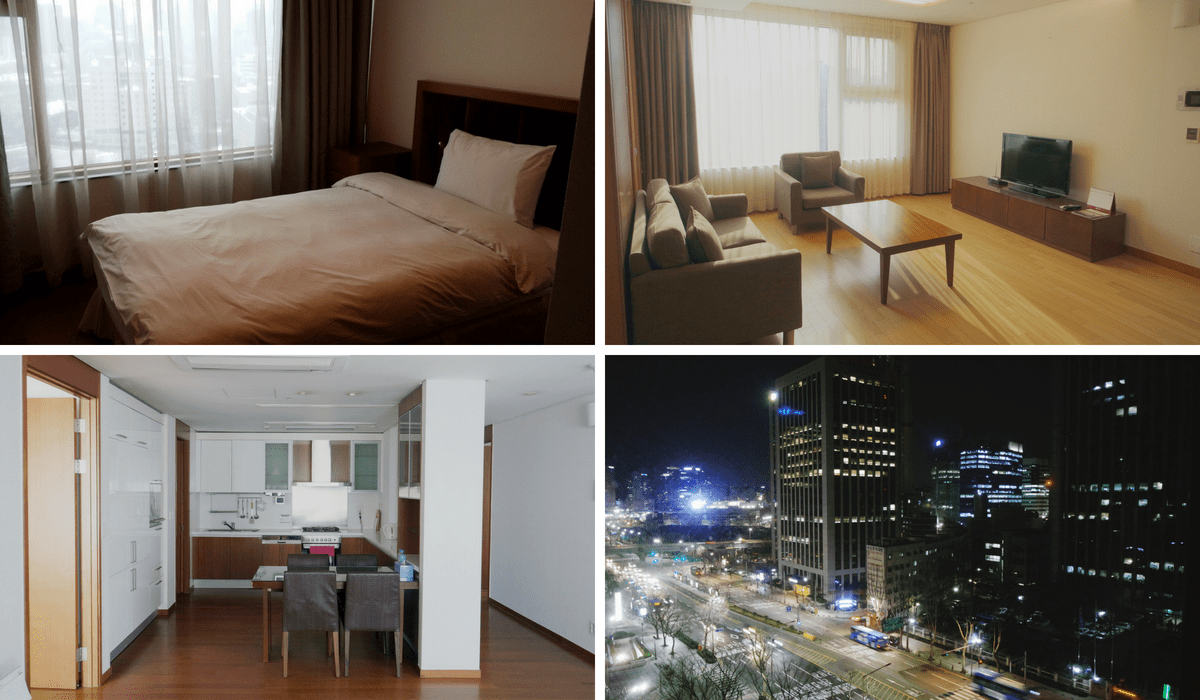 Photos of the TEAN Off-Campus Apartments in Seoul
