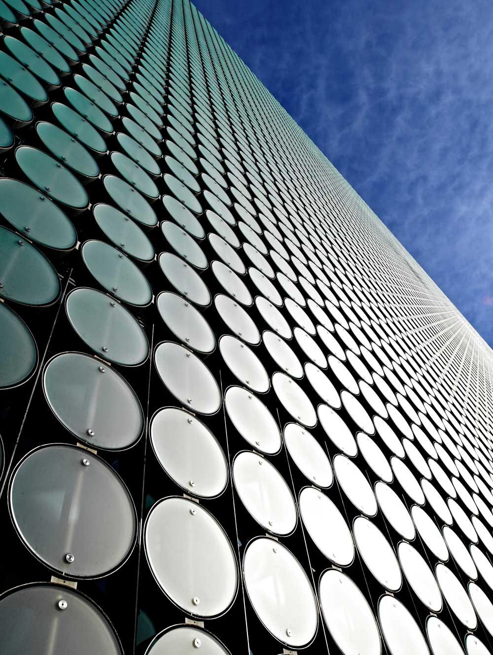 RMIT Design Hub in Melbourne