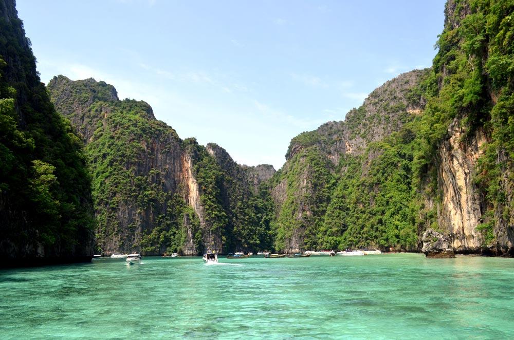 Phi Phi Island Krabi Thailand