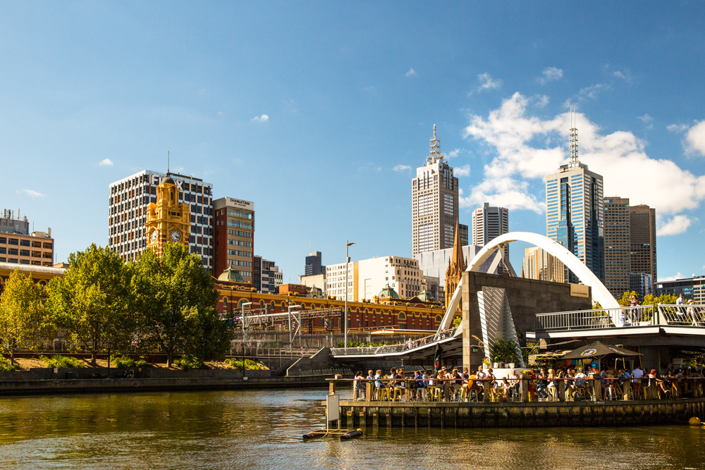 The best places to study abroad in Australia: Melbourne